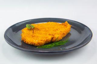 Zestaw lunchowy z filetem z kurczaka w panierce